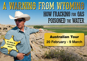 A Warning from Wyoming - John Fenton Tour